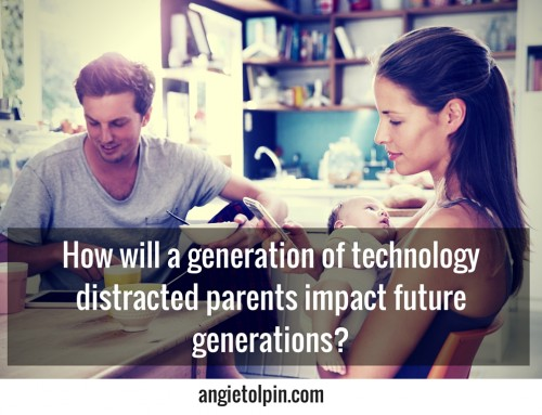 Warning: Are Your Children More Important than Technology?